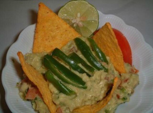 Guacamole mexicain@Janemexique
