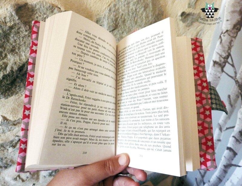 Housses livres de poche 020916