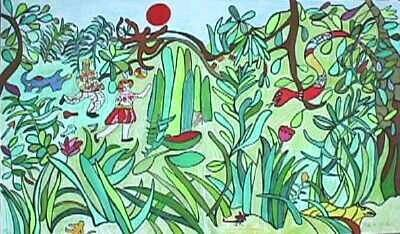 Tableau_Jungle