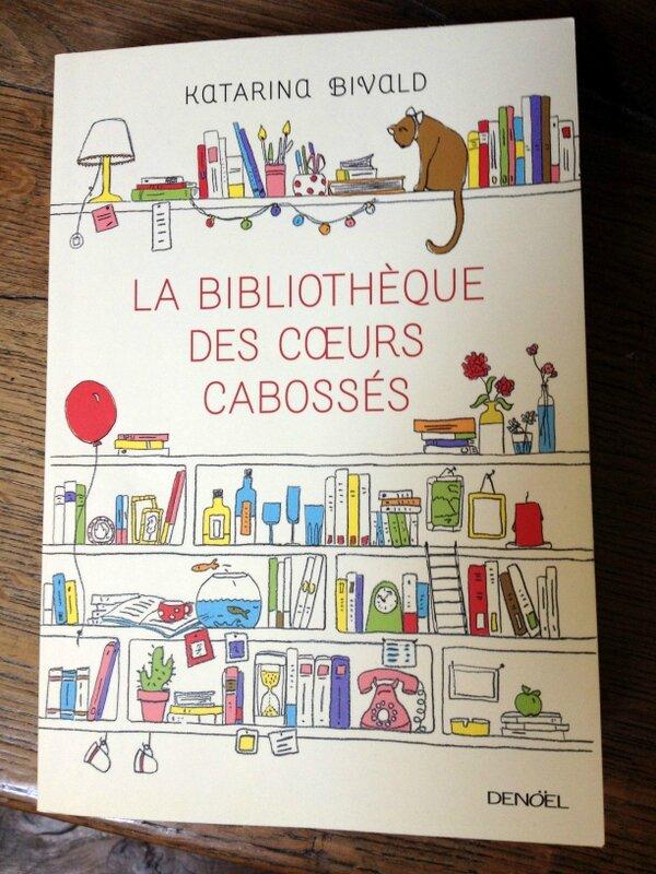 LaBibliothèque DesCoeurs Cabossés