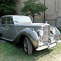 BENTLEY Mark VI 4door Saloon Baden Baden (1)