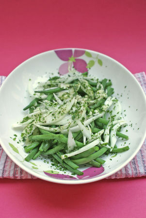 salade_de_haricot_vert