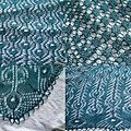 Peacock Feathers Shawl par Annick