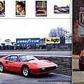 Ferrari 308 GTB & 312 T2 Fiorano 1976 presentation-cadeau d Enzo Ferrari
