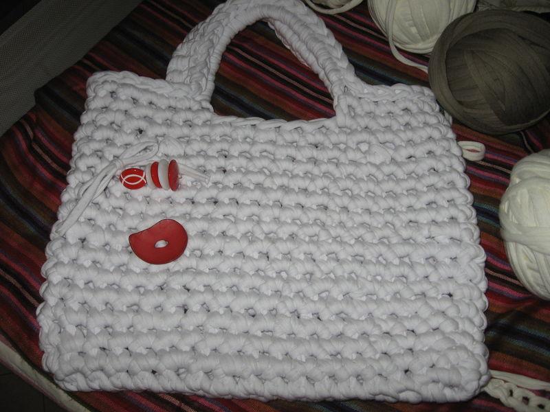 Tuto sac au crochet lana verderosa - Tuto pour creer un sac en crochet ...