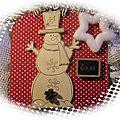 Cadeaux de Noël de ma Douce Pretty * 2011
