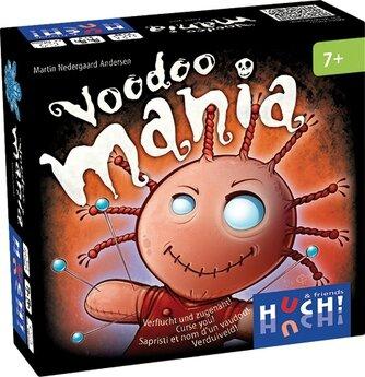 Boutique jeux de société - Pontivy - morbihan - ludis factory - Voodoo mania