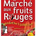 Streusel aux fruits rouges