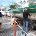 réfection d'un bateau