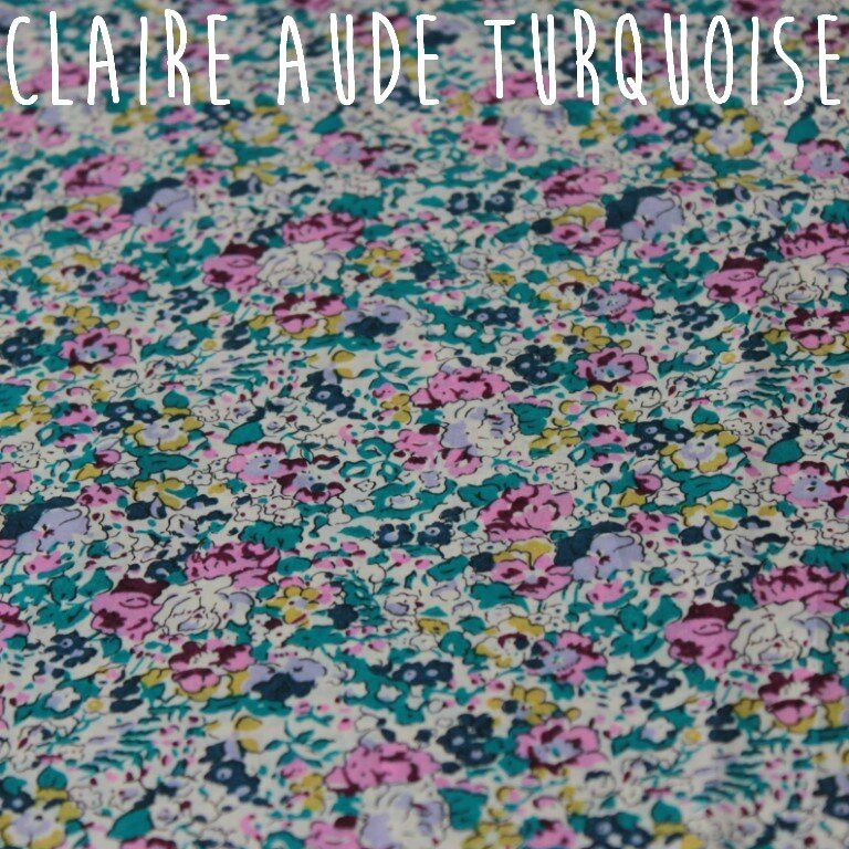 Claire Aude Turquoise