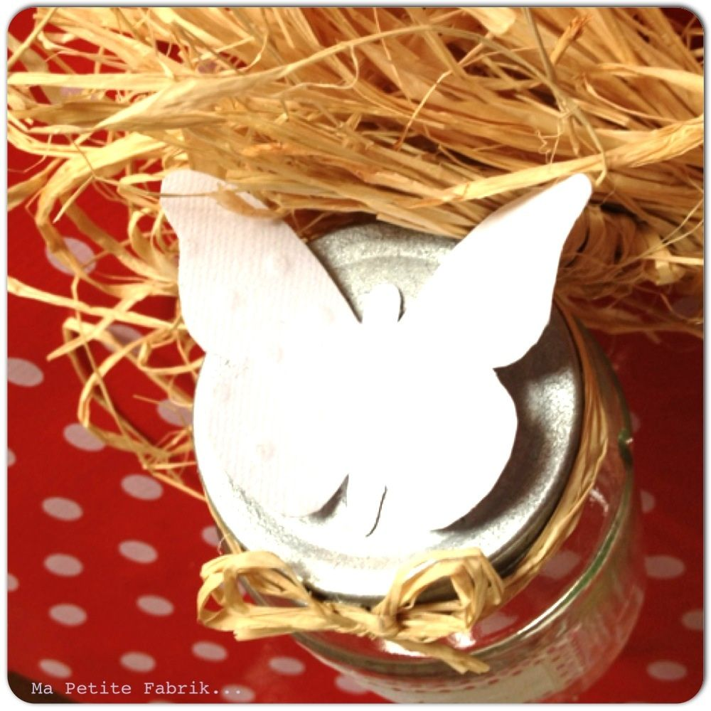Diy recycler un petit pot b b en petit pot cadeau ma petite fabrik - Je suis absente du bureau ...