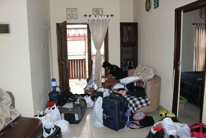 Nouveau déménagement - Nouveau départ! La maison - Boiss in Bali