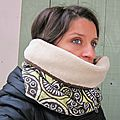 Snood Sandrine