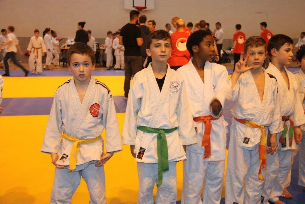 club karate oullins
