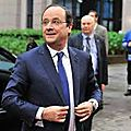 Municipales 2014 : françois hollande : un falcon pour aller voter ? normal...