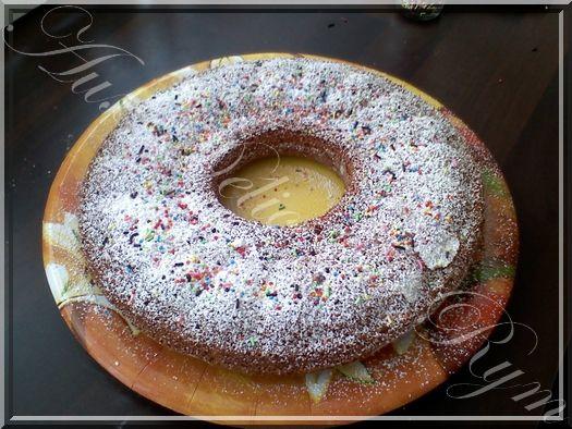 Mon gâteau aux 12 cuillères