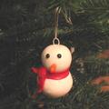 bonhomme de neige de Sabrina
