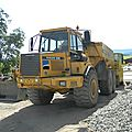 volvo a 25 c.