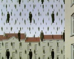 Golcondes 1953 René Magritte