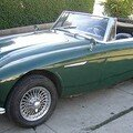 Austin Healey - BJ 8 - 1967