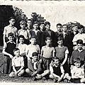 Petit séminaire 1945-46
