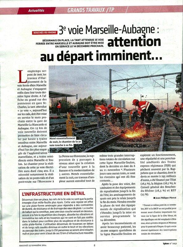 TER Marseille Aubagne