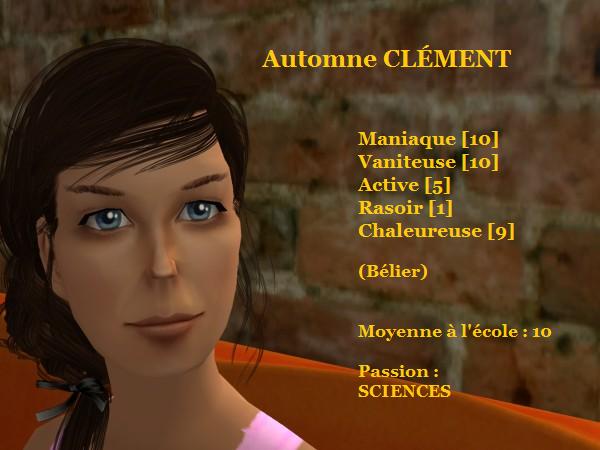 Automne CLEMENT
