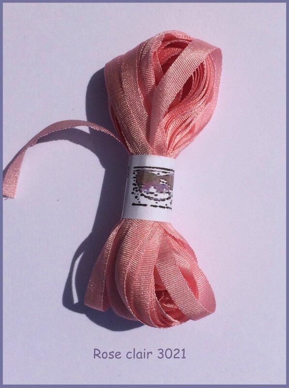 Rose clair 3021