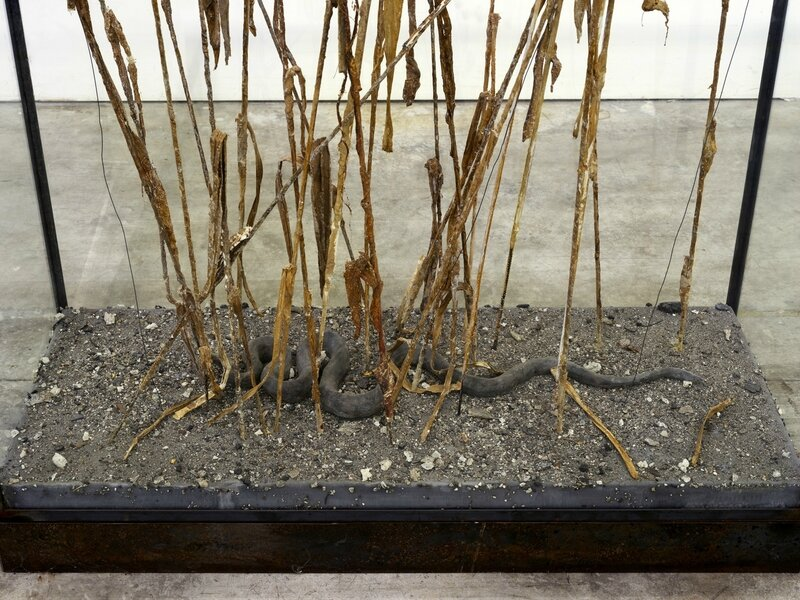 Anselm Kiefer_Morgenthau Detail 1