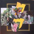 différentes fleurs magnifiques