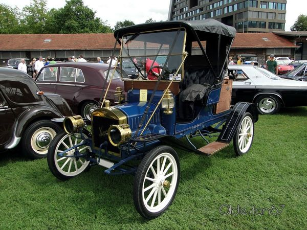 maxwell ab runabout 1911 a