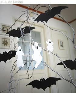 13 d corations d 39 halloween faire soi m me ce qui m 39 inspire - Decoration halloween facile a faire ...