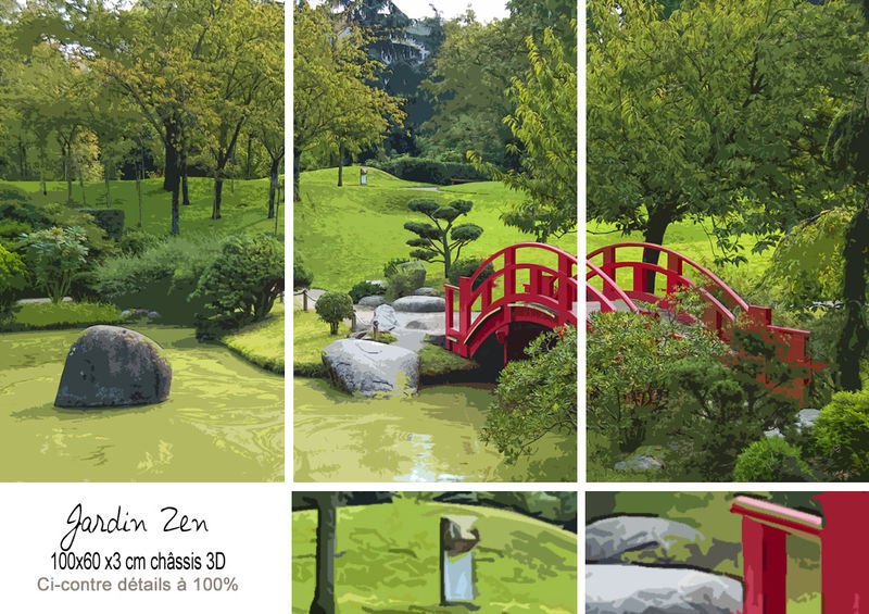01C. Le Jardin Zen