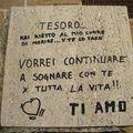 i love you tesoro
