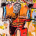 Jean-michel basquiat's untitled, 1981 poised to achieve the highest price for the artist