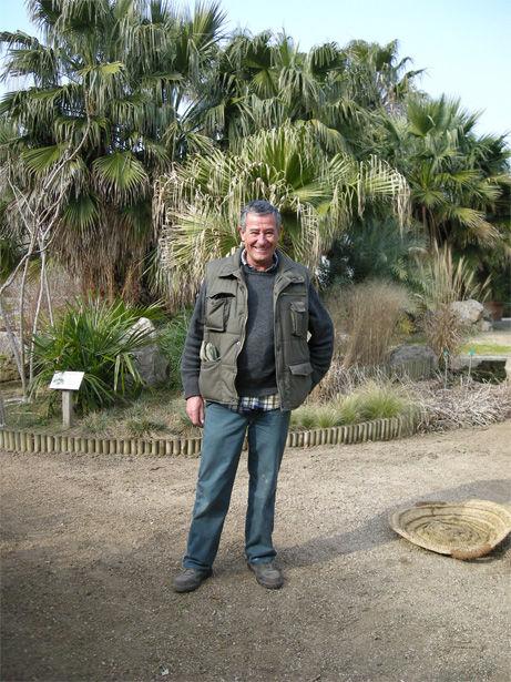 Guy jardinier photo de les acteurs du jardin botanique for Boulevard du jardin botanique 20