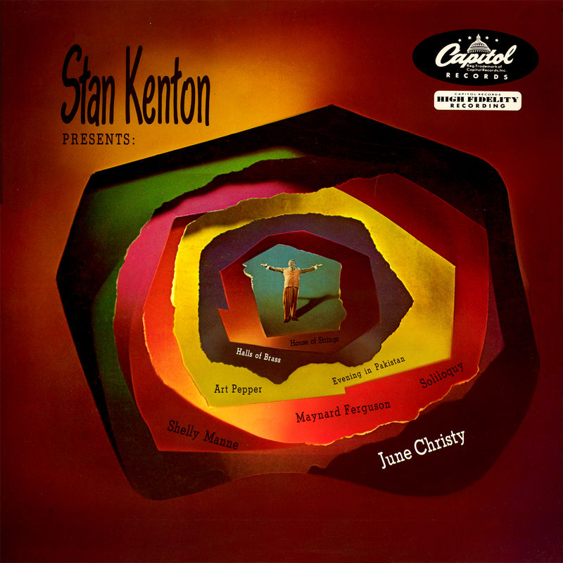 Stan Kenton Standards In Silhouette