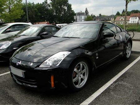 Nissan 350 z Rencard de Haguenau 1