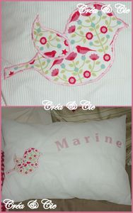 Coussin Marine