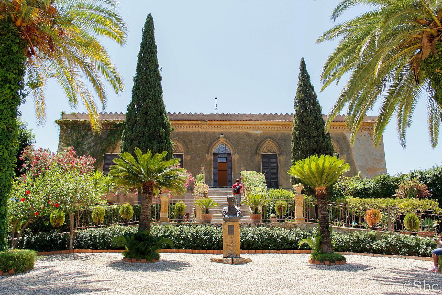 S jour en sicile juillet 2012 agrigente et la scala for Model jardin villa