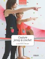 Couture jersey & crochet