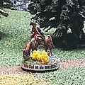 Hastenbeck: l'aile gauche de cavalerie