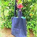 Et encore un petit sac pour remercier une autre maîtresse