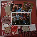Bande de pirates