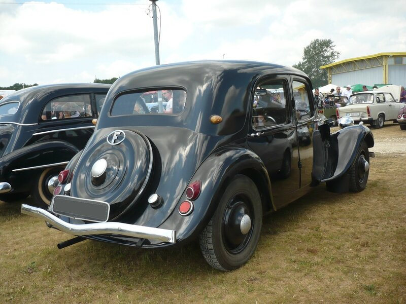CITROËN Traction Avant 7C 1935 Madine (2)