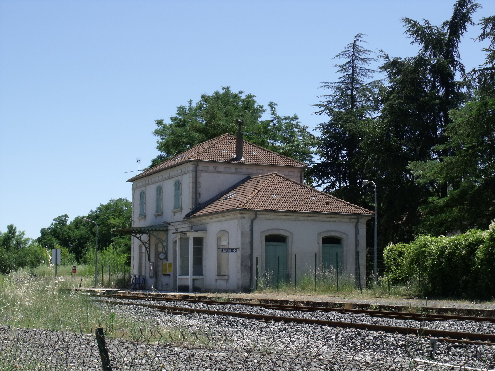 Nozières Brignon (Gard)