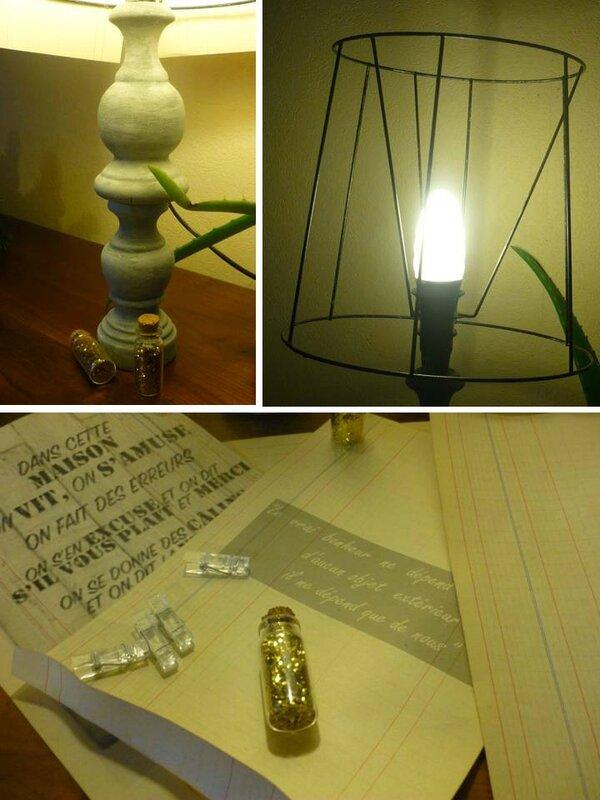 lampe S après aa
