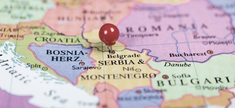 Balkans occidentaux