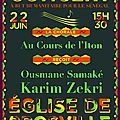Concert du 22 juin 2014