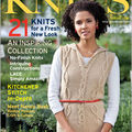 Interweave knits printemps 2010